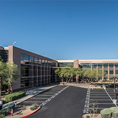 Equus Announces the Sale of a Premier Class-A Office Complex in Scottsdale, Arizona