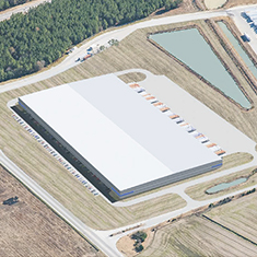 Equus Breaks Ground on Spec Industrial Building in Dillon County, South Carolina