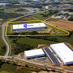 Equus Capital Partners, Ltd. Announces 348,500 SF Warehouse Industrial Lease with Geodis Logistics