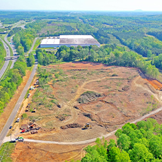 Equus Breaks Ground on Spec Industrial Building in Gaston County, North Carolina