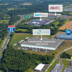 Equus Capital Partners, Ltd. Announces 580,000 SF Warehouse Industrial Lease Agreement with The Clorox Company